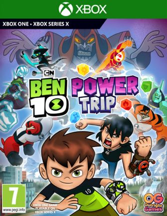Xbox One Ben 10: Power Trip