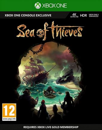Xbox One Sea of Thieves [USED] (Grade A)