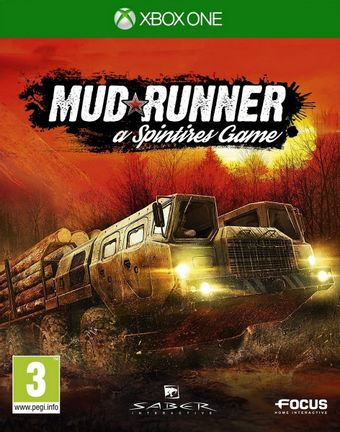 Xbox One Spintires: MudRunner [USED] (Grade A)