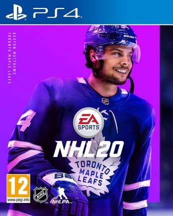 PS4 NHL 20 [USED] (Grade A)
