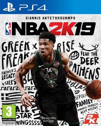 PS4 NBA 2K19 [USED] (Grade A)