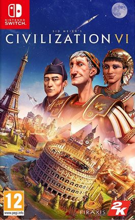 SWITCH Sid Meier's Civilization VI [USED] (Grade A)
