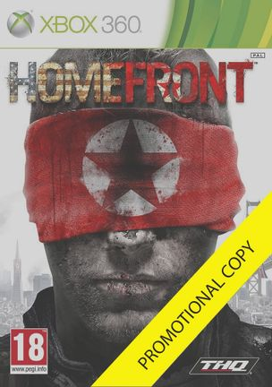 Xbox 360 Homefront - Promotional Copy