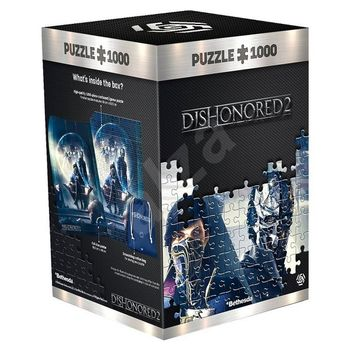Good Loot Puzzle: Dishonored 2 - Throne, 1000 Pieces