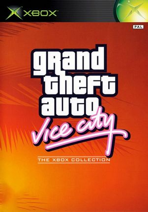 Xbox Grand Theft Auto: Vice City [USED] (Grade A)