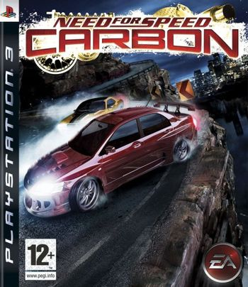 PS3 Need for Speed: Carbon [USED] (Grade A)