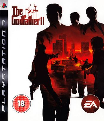 PS3 Godfather II [USED] (Grade A)