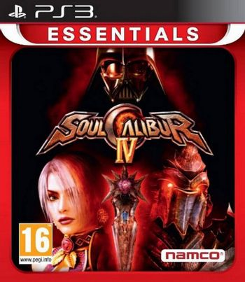 PS3 Soulcalibur IV [USED] (Grade B)