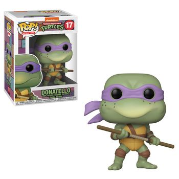 POP! Retro Toys: Teenage Mutant Ninja Turtles - Donatello Vinyl Figure