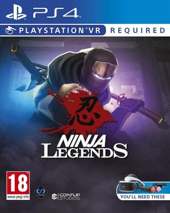 PS VR Ninja Legends