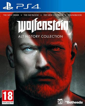 PS4 Wolfenstein: Alt History Collection