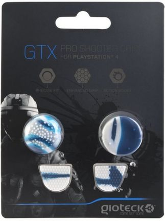 Gioteck GTX Pro Shooter Grips (PS4)