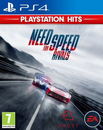 PS4 Need for Speed: Rivals [USED] (Grade A)