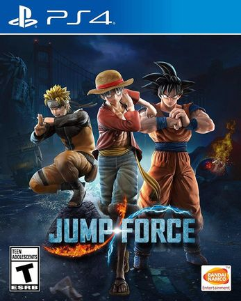 PS4 Jump Force [USED] (Grade A)