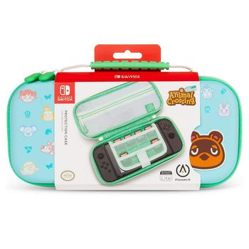 PowerA Protection Case - Animal Crossing Edition (Switch, Switch Lite)