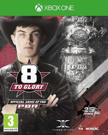 Xbox One 8 To Glory: The Official Game of the PBR
