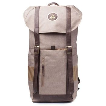 Assassin's Creed Origins - Logo Backpack with Dual Buckle Straps