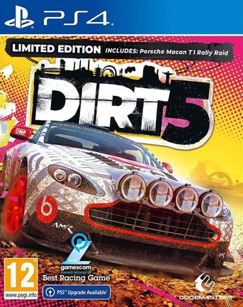 PS4 DiRT 5 Limited Edition