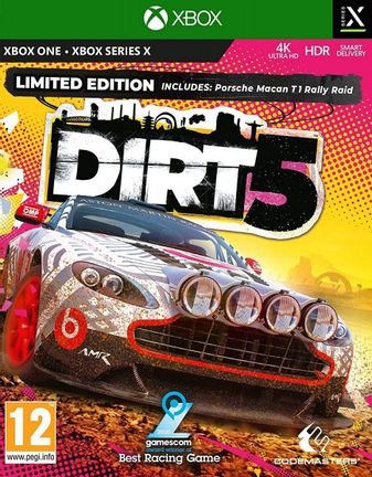 Xbox One DiRT 5 Limited Edition