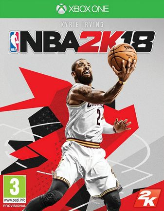 Xbox One NBA 2K18 [USED] (Grade A)