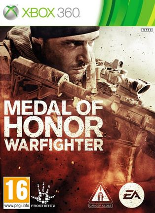 Xbox 360 Medal of Honor: Warfighter [USED] (Grade C)