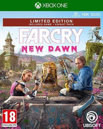Xbox One Far Cry New Dawn Limited Edition