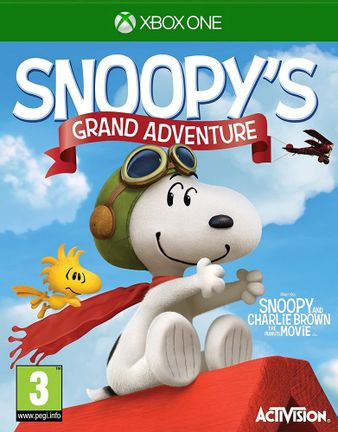 Xbox One Snoopy's Grand Adventure [USED] (Grade B)