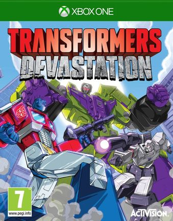 Xbox One Transformers: Devastation [USED] (Grade A)