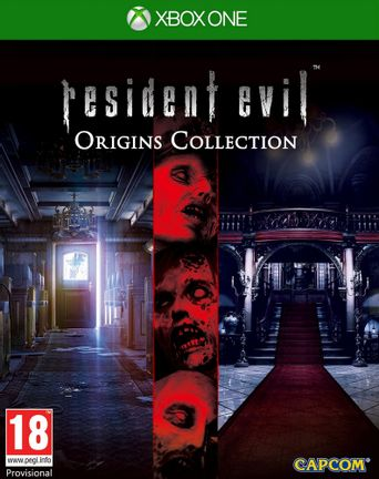 Xbox One Resident Evil Origins Collection [USED] (Grade A)
