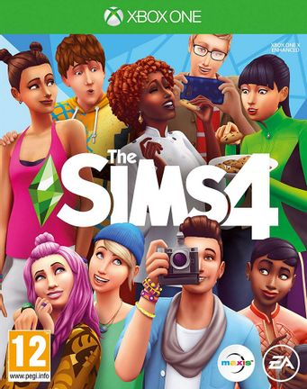 Xbox One Sims 4 [USED] (Grade A)