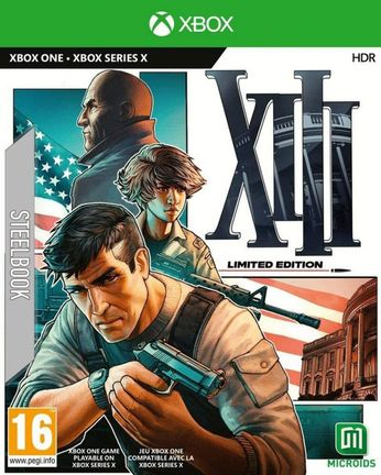 Xbox One XIII Limited Edition Steelbook