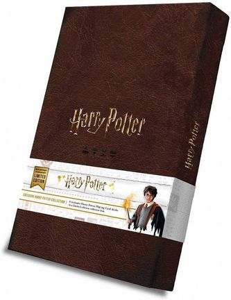 Harry Potter - Limited Edition Collector Box incl. 8 Playing Cards Decks