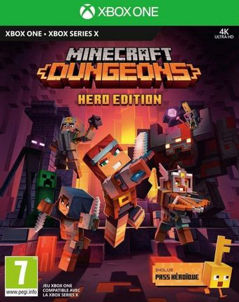 Xbox One Minecraft Dungeons Hero Edition