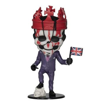 Ubi Collectibles: Heroes - King of Hearts Chibi Figurine, 10cm