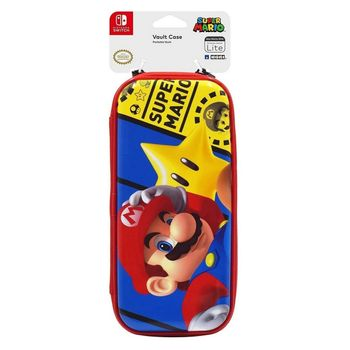 HORI Vault Case - Super Mario Edition (Switch, Switch Lite)