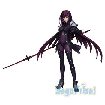 Fate/Extella Link - Scathach Super Premium Figure, 23cm