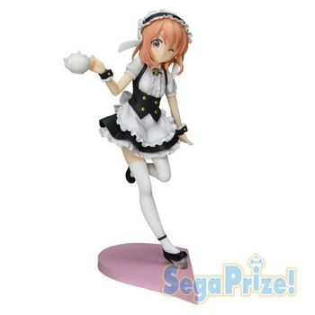 Is the Order a Rabbit? BLOOM -  Cocoa Hoto Maid Uniform Ver. Premium Figure, 17cm