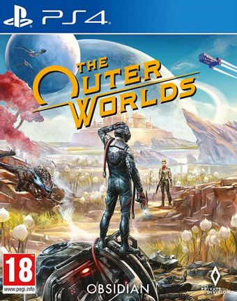 PS4 Outer Worlds [USED] (Grade A)