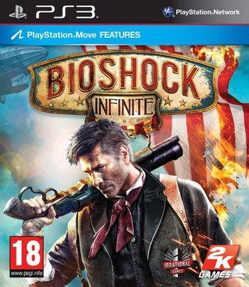 PS3 Bioshock Infinite [USED] (Grade A)