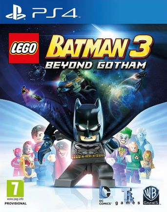PS4 LEGO Batman 3: Beyond Gotham [USED] (Grade A)