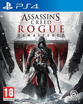 PS4 Assassin's Creed Rogue Remastered [USED] (Grade A)