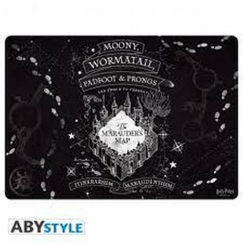 Harry Potter - Marauder's Map Gaming Mouse Pad, 35x25cm