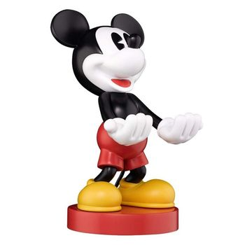 Cable Guys: Disney - Mickey Mouse, Phone and Controller Holder incl. 2 in 1 Cable