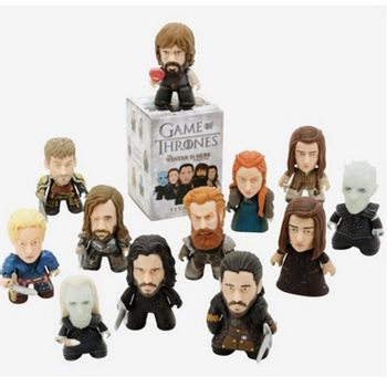 Titans: Game of Thrones - Winter is Here Vinyl Mini Figures Blind Box