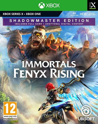 Xbox One Immortals: Fenyx Rising Shadowmaster Edition