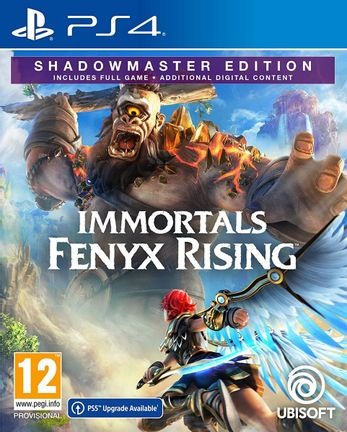 PS4 Immortals: Fenyx Rising Shadowmaster Edition