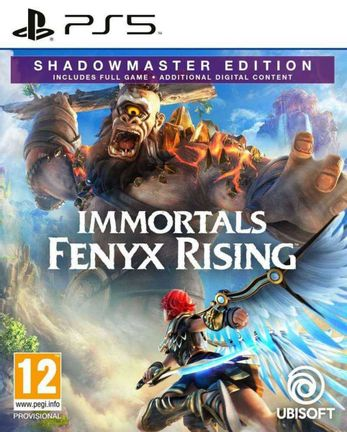 PS5 Immortals: Fenyx Rising Shadowmaster Edition
