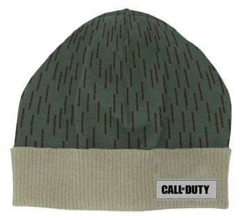 Beanie: Call of Duty: Black Ops Cold War - Double Agent, Green/Grey