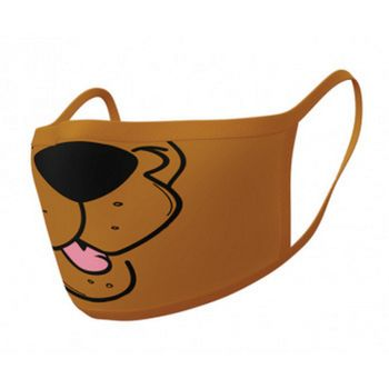 Face Mask 2-Pack: Scooby-Doo! - Mouth