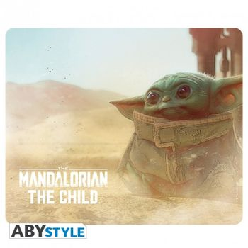 Mouse Pad Star Wars: The Mandalorian - The Child (Baby Yoda), Flexible 235x195mm
